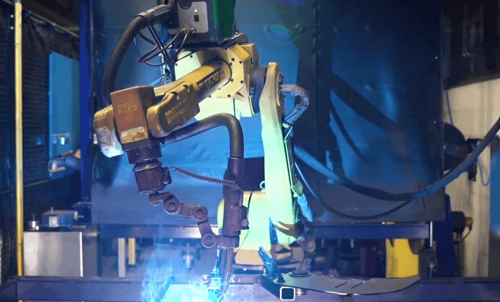 Jymika - Produkter - Robotsvejsning