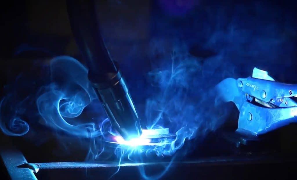 Robotsvejsning - Jymika - Produkt