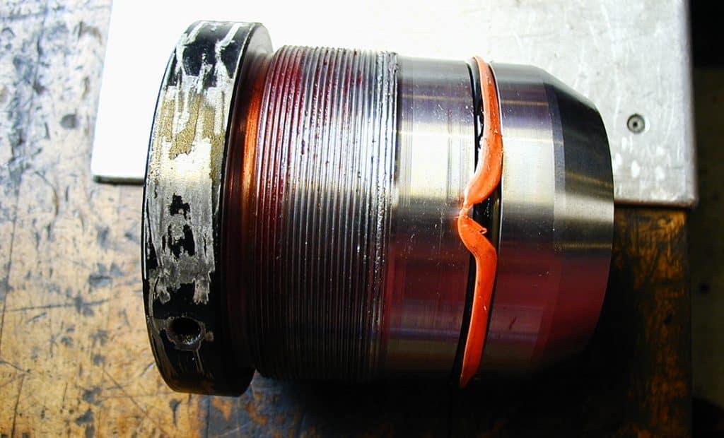 Små reparationer - udskiftning af pakninger - Jymika